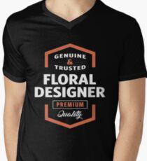 Floral Designer | Gift Ideas Men's V-Neck T-Shirt