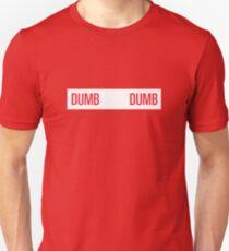 dumb dumb - red velvet T-Shirt