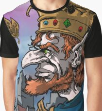 """Last Goblin King"" Graphic T-Shirt"