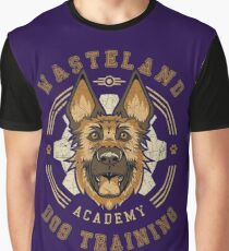 Fallout 4 dog training academy ' dogmeat ' Graphic T-Shirt