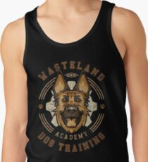 Fallout 4 dog training academy ' dogmeat ' Tank Top