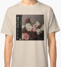 Power, Corruption & Lies Japanese release darkened tee Classic T-Shirt