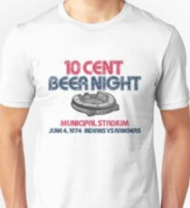 10 Cent Beer Night Unisex T-Shirt