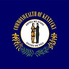 Flag of Kentucky by Rich Anderson