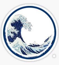 The Big Wave 2 Sticker