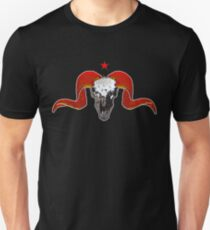 Turbo Ram Skull Unisex T-Shirt