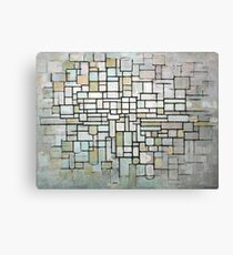 Piet Mondrian Composition No. II Canvas Print
