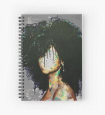 Naturally Alicia  Spiral Notebook