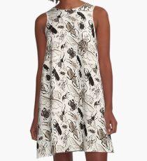 Beetles Forever A-Line Dress