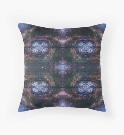 Time In A Bubble Throw Pillow