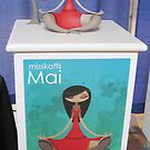 Misskaffs: Mai vinyl toy prototype launch by Skaffs