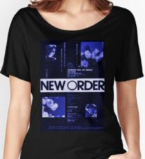 New Order  Women's Relaxed Fit T-Shirt