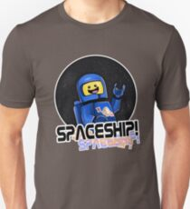 Everyone's Favourite Spaceman! T-Shirt