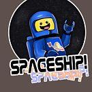 Everyone's Favourite Spaceman! by JessdeM