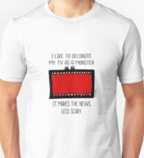 TV MONSTER Unisex T-Shirt