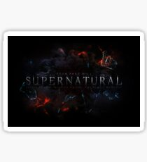 Supernatural Sticker