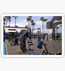 Exercise equipment Sticker
