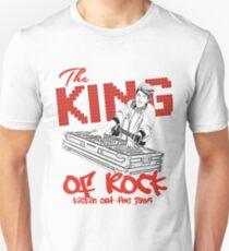 The King of Rock kickin out the jams T-Shirt
