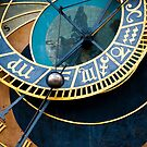 Astronomical Clock by Rae Tucker