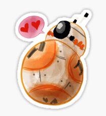 Will You BB My Valentine? Sticker
