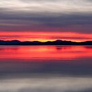 Sunset Reflections by Rob Brooks