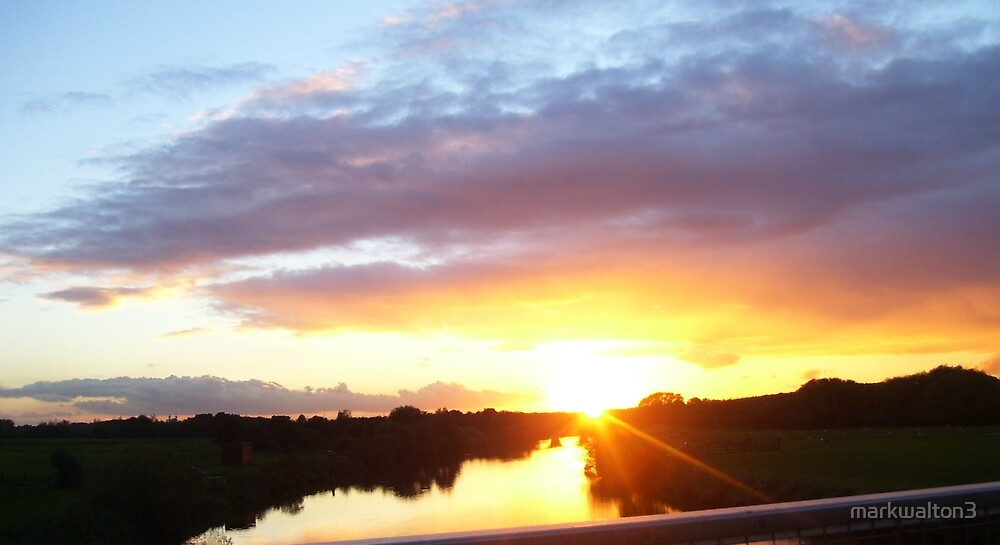 Sunset Lakes by markwalton3
