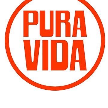 Costa Rica Pura Vida  by nicolaspro15