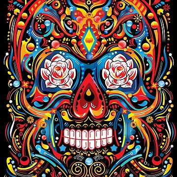 Mexican Skull by candelakis