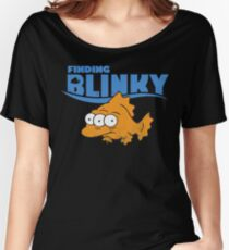 Finding Blinky Women's Relaxed Fit T-Shirt
