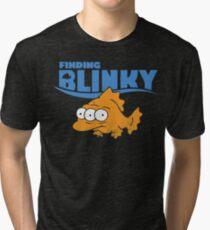 Finding Blinky Tri-blend T-Shirt