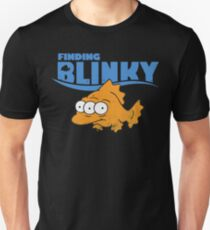 Finding Blinky Unisex T-Shirt