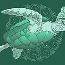 Sea Turtle by Rachel Donné