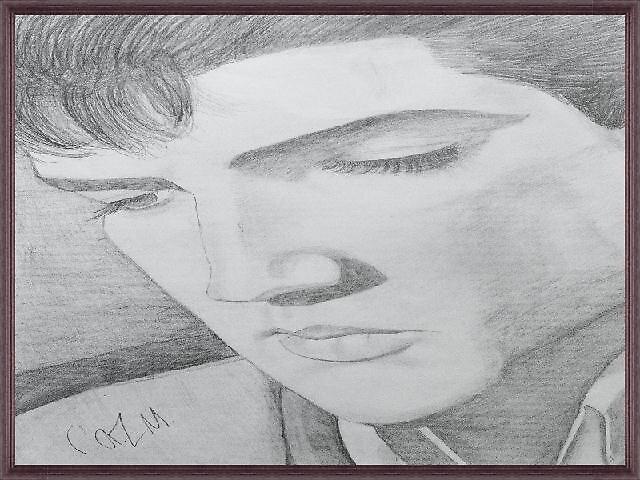 Elvis Presley by cazzm