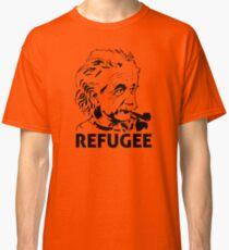 Einstein Refugee Classic T-Shirt