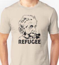 Einstein Refugee Unisex T-Shirt