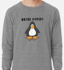 2d259a70 Club Penguin Never forget Lightweight Sweatshirt