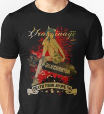 Anime Pinup Army Girl 2017 Unisex T-Shirt