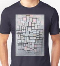 Piet Mondriaan Composition No. IV T-Shirt