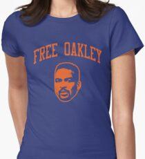 Free Oakley 4 Womens Fitted T-Shirt