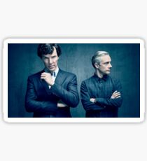 BBC Sherlock Sticker Sticker