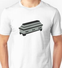 Coffin Unisex T-Shirt