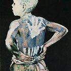 """SPIRIT DANCER"" 4.75"" X 3.01""  by Neale Sommersby"