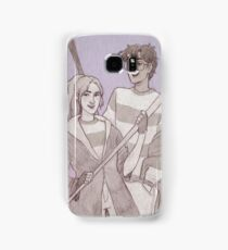 Quidditch Harry and Ginny Samsung Galaxy Case/Skin
