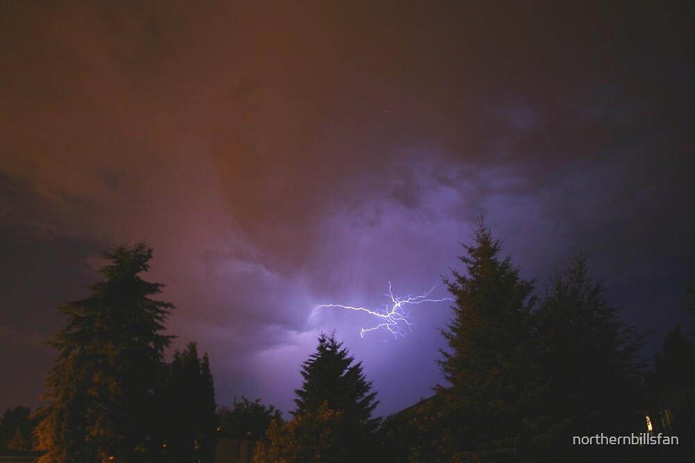 Lightning by northernbillsfan