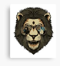 Gerry Garcia - Grateful Dead - Cool Cat Canvas Print