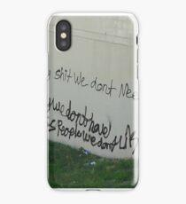 Buy Shit iPhone Case
