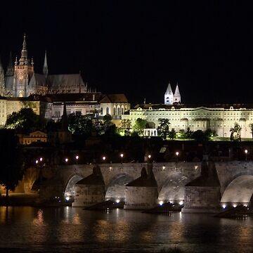 Prague by piddien