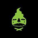 Fire Boy (Green) by Martin Mejak
