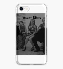 Reality Bites apparel and merchandise iPhone Case/Skin