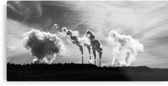 Pollution by Jeffrey Sampson